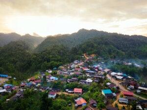 หมู่บ้านมณีพฤกษ์